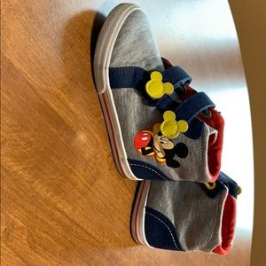 Mickey Mouse high tops